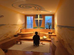 Alba della Resurrezione - Cappella Oratorio